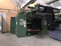 LAFER GRV-90 DUPLEX ITALY- DOUBLE DRUM RAISING MACHINE, WORKING WIDTH 1800mm