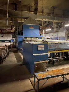 BENNINGER SIZING MACHINE, WIDTH 2400mm, YEAR 2003
