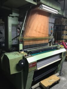 T-7913 MULLER LABEL LOOMS TYPE MBJ3 1/1150, 1152 HOOKS, YEAR 1996 TO 2004