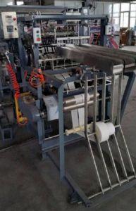 T-7930 GAUZE SWAB FOLDING MACHINE, 100 X 100mm, UNFOLD EDGES