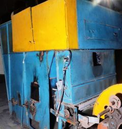 T-7946 HOPPER FEEDER, WIDTH 58 INCHES, CAPACITY PER HOUR 100 KG TO 120 KG