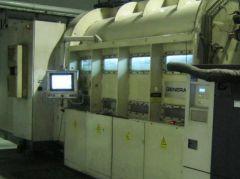 T-8361 BOBST METALLIZING LINE, FILM WIDTH 2450mm
