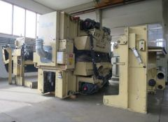 T-8794 DILO DI-LOOM OUG I HVXL 25 HYPERPUNCH FINISHING NEEDLE LOOM, WORKING WIDTH 2500mm, YEAR 2001